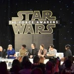 Star Wars The Force Awakens Press Conference