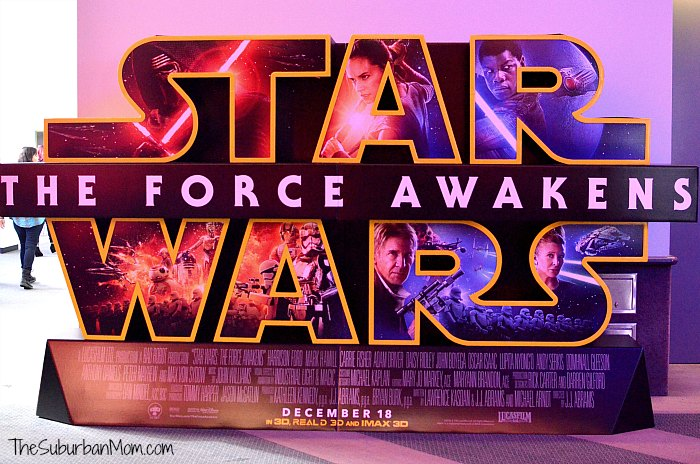 Star Wars The Force Awakens Press Event