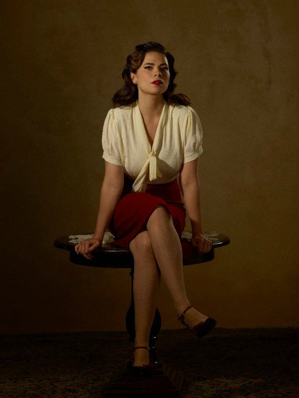 Agent Carter Season 2 Hayley Atwell