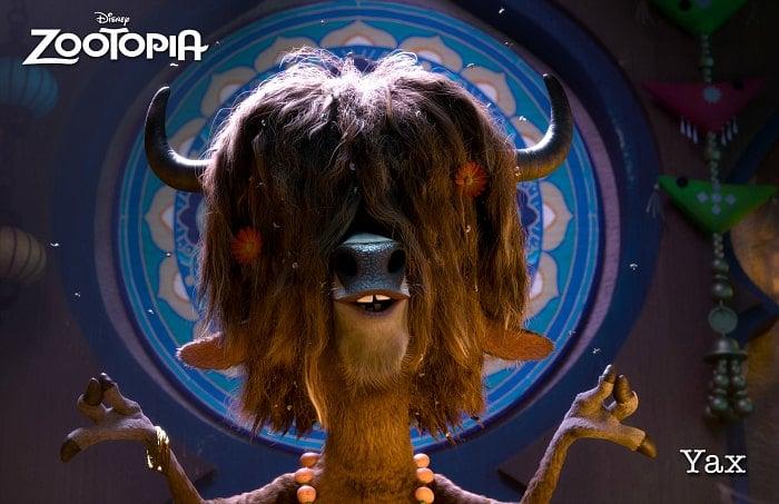 Disney Zootopia Yax