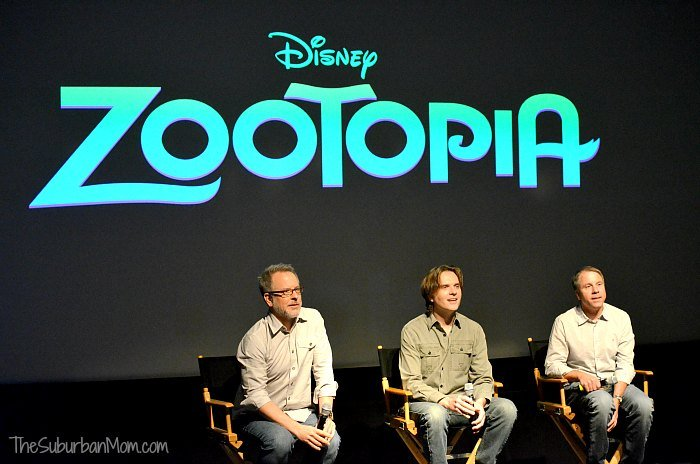 Zootopia Clark Spencer Byron Howard Rich Moore