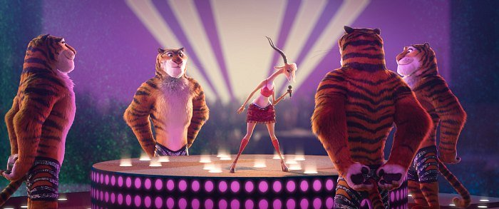 Zootopia Shakira Try Everything