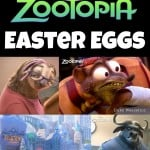 Disney Zootopia Easter Eggs
