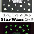 Glow In The Dark Star Wars Craft