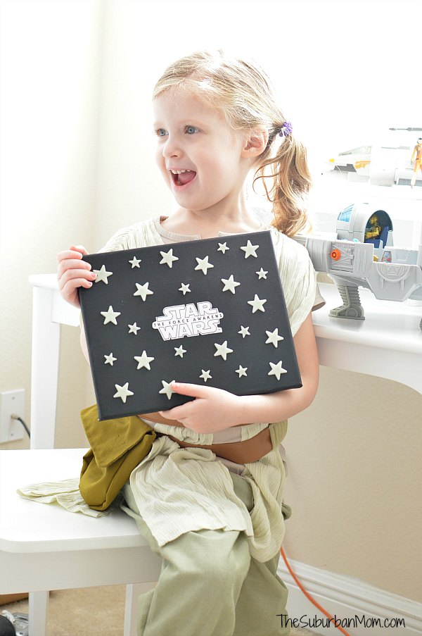 Star Wars Craft For Kids