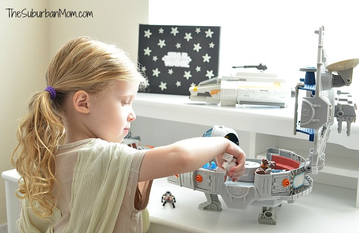Star Wars Millenium Falcon Toy