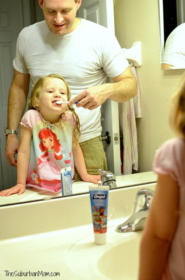 Teeth Brushing