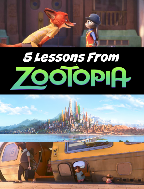5 Lessons From Zootopia