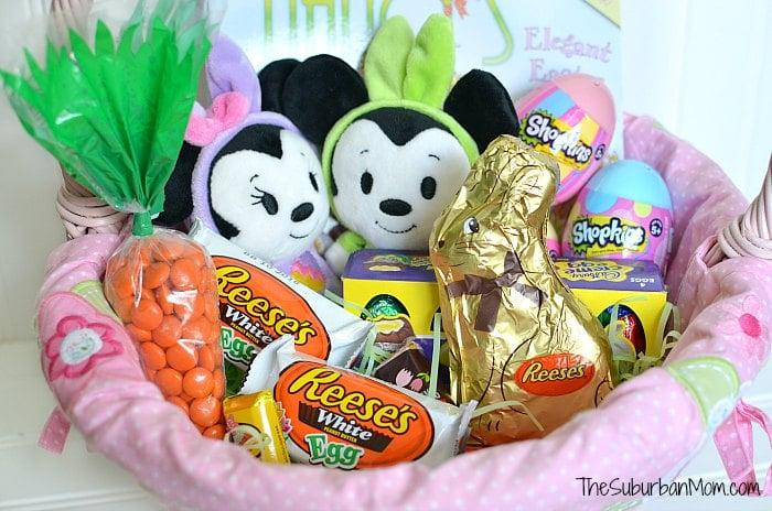Easter Basket Candy