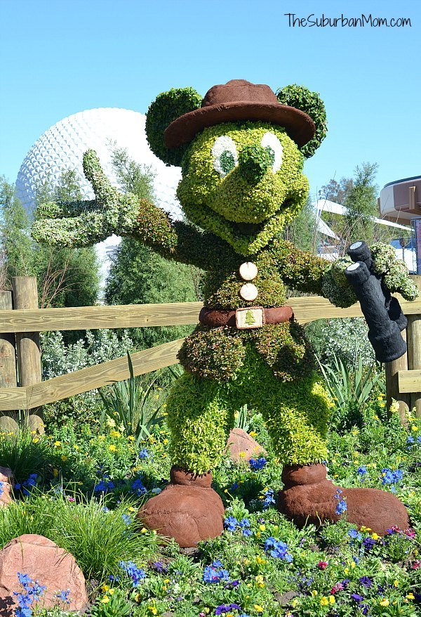 Epcot Flower And Garden Festival 2016