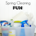 How To Make Spring Cleaning Fun