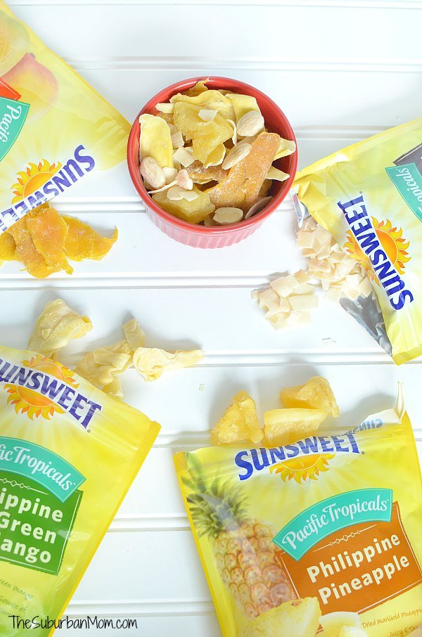 SunSweet Dried Fruit Trail Mix