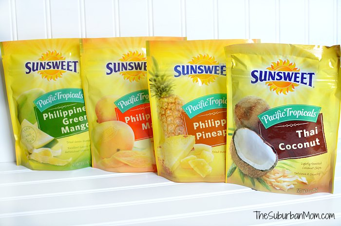 SunSweet Tropical Snacks
