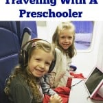 10 Tips For Traveling With A Preschooler + Disney Vacation Sweepstakes