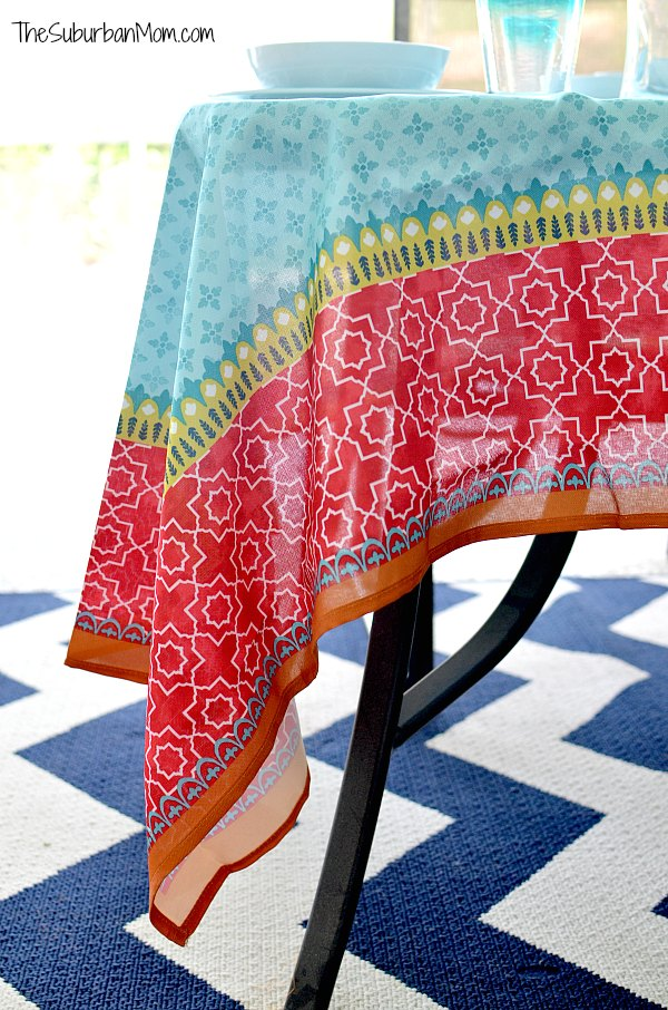 Summer Tablecloth