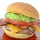 Bacon Cheese Guacamole Burger