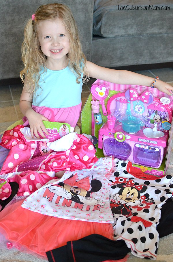 Disney Junior Minnie Mouse Dress Up