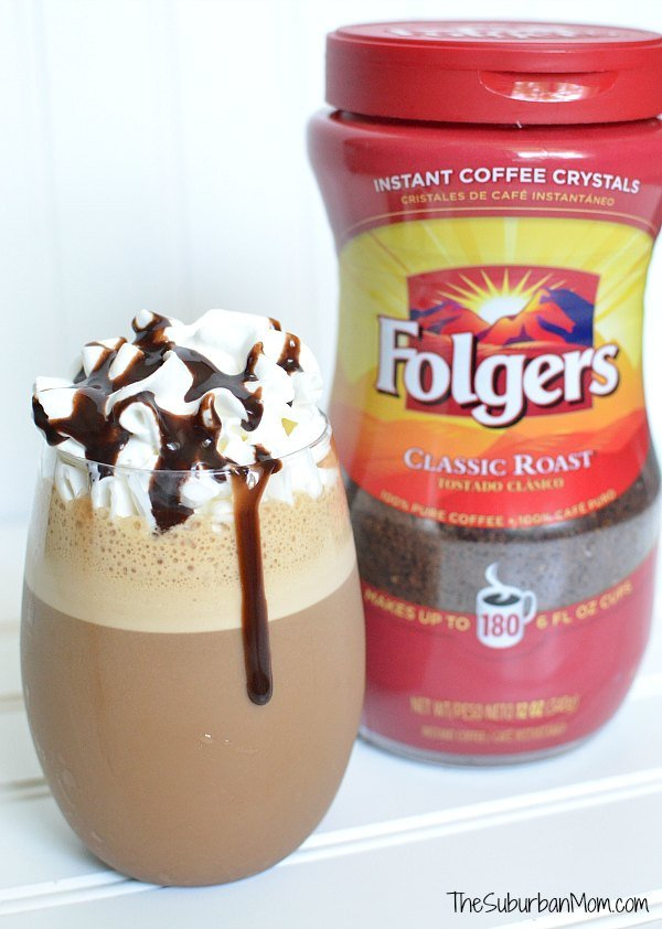 Homemade Mocha Frappe Recipe In Five