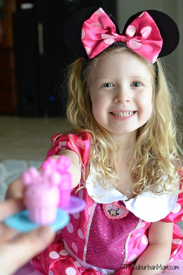 Minnie Mouse Tea Party