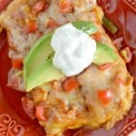 Slow Cooker Enchiladas Recipe