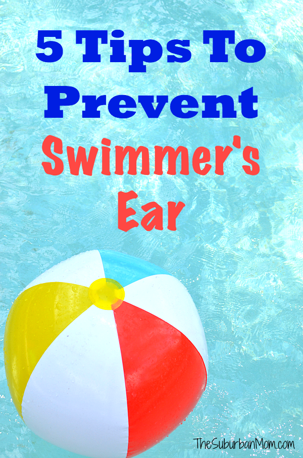 5 Tips To Make Small Space Bathroom Look Bigger: 5 Tips To Prevent Swimmer's Ear