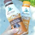 On The Go With Caribou Iced Coffee