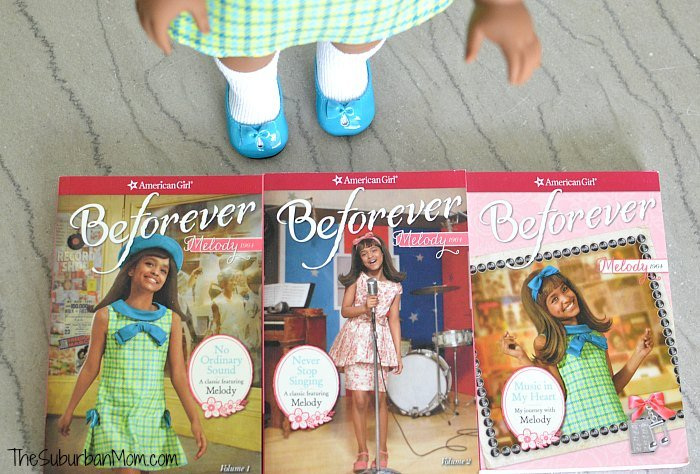 American Girl Melody Books