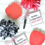Back To School Printable Teacher Gift Tag