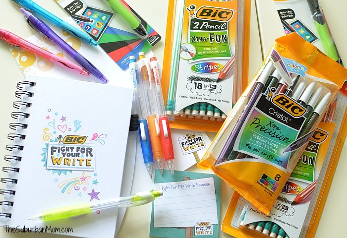 Bic Fight For Your Write