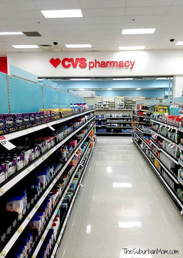 cvs pharmacy now in target
