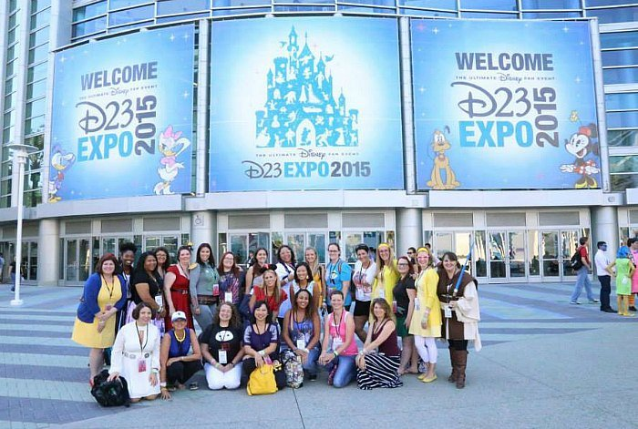 D23 Expo Bloggers