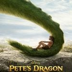 Petes Dragon Movie Poster