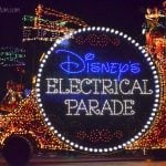 Farewell Main Street Electrical Parade