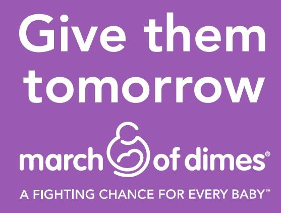 March of Dimes Give Them Tomorrow