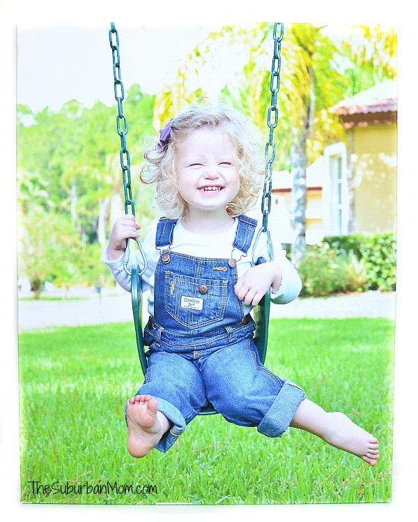 Canvas Photo Gift Idea