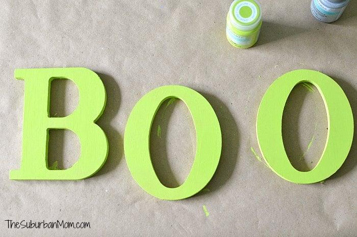 Green BOO