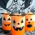 Halloween Pumpkin Punch Recipe And Mummy Pudding Cups