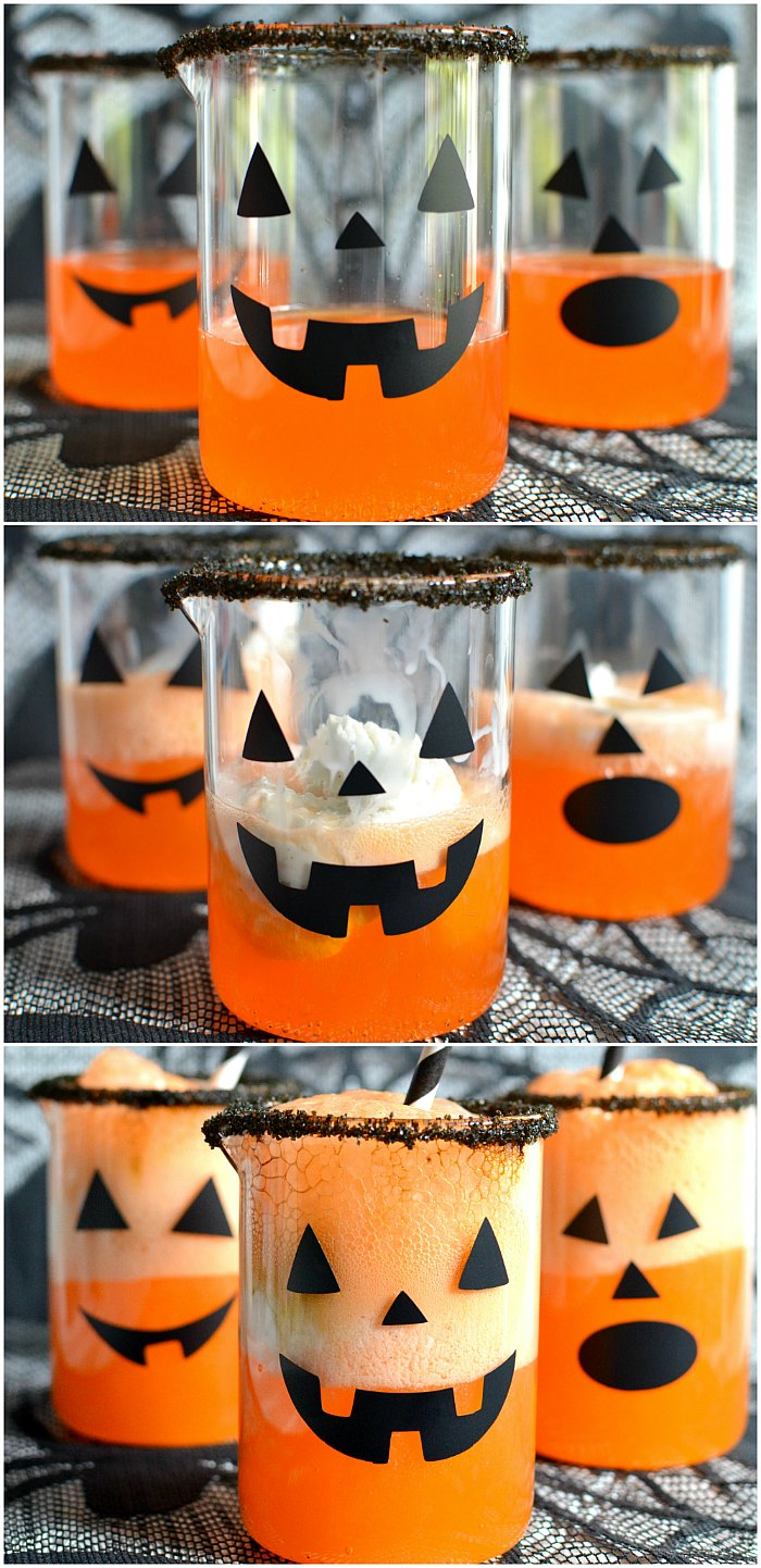Halloween Pumpkin Punch Recipe