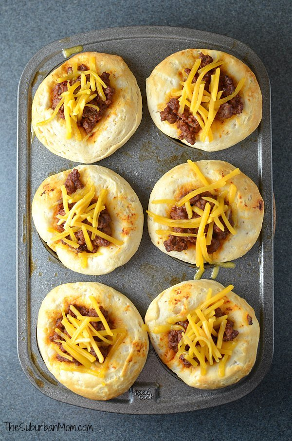 Sloppy Joe Cups