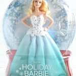 2016 Holiday Barbie Review