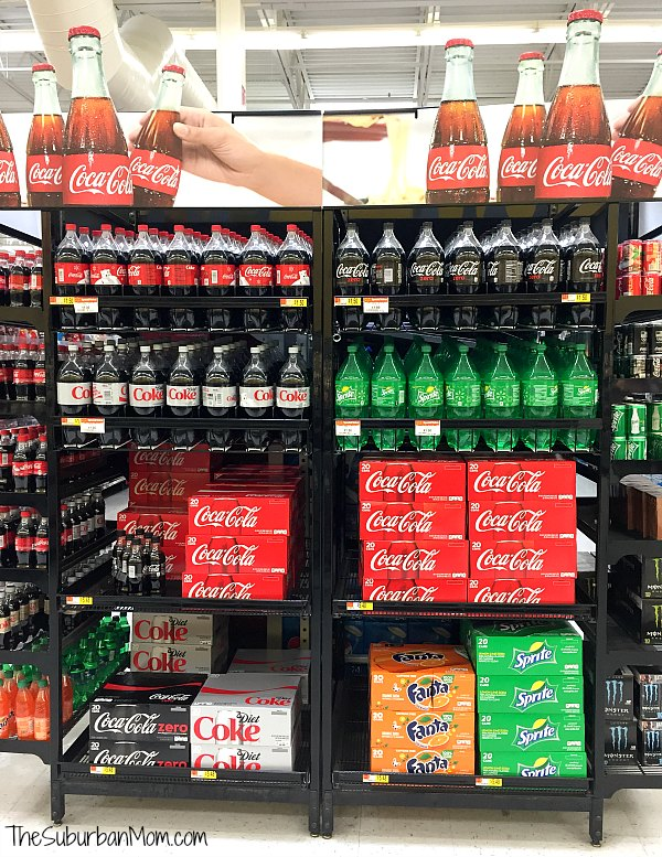 Coke Walmart