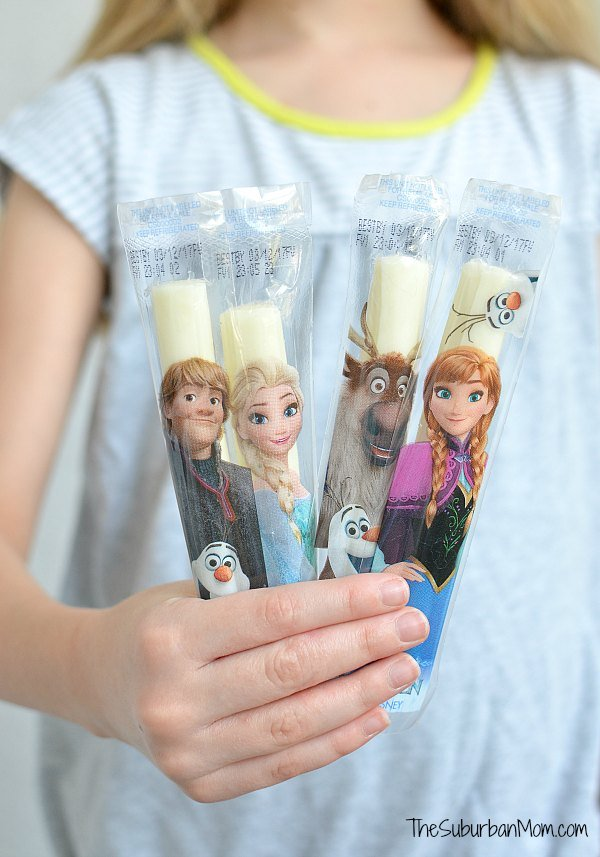Disney Frozen String Cheese