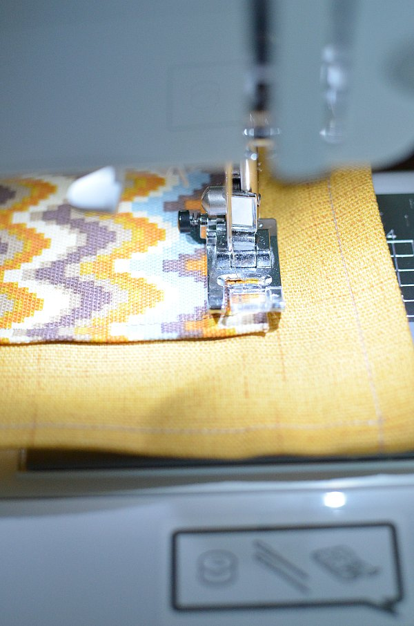 Easy Sew Table Runner