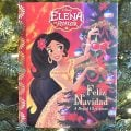 Elena Of Avalor Feliz Navidad: A Royal Christmas Book ~ Giveaway