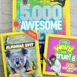 Gift Ideas For Kids 8-12 From National Geographic For Kids ~ Giveaway