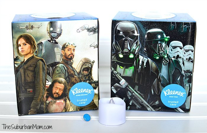 Rouge One Kleenex Box