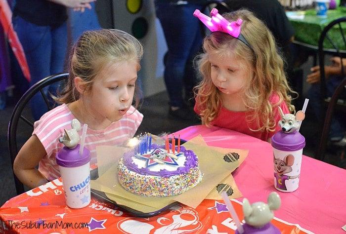 Bigger Better Chuck E Cheeses Birthday Parties