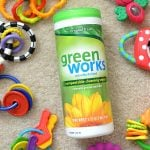 Getting Ready For Baby With Green Works