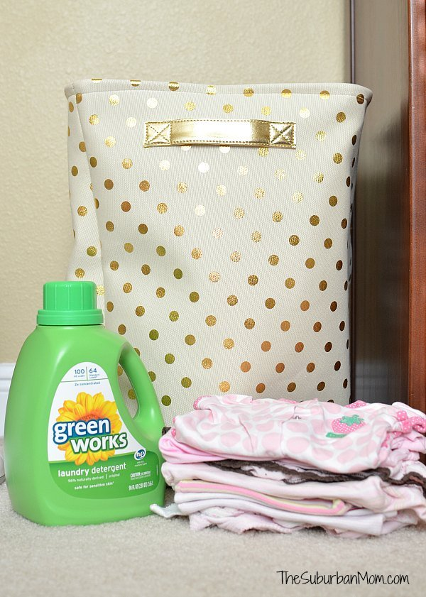 Green Works Baby Laundry Detergent
