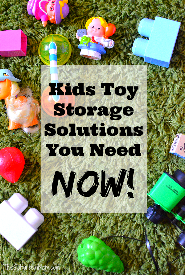 Kids Toy Storage Solutions You Need Now The Suburban Mom
